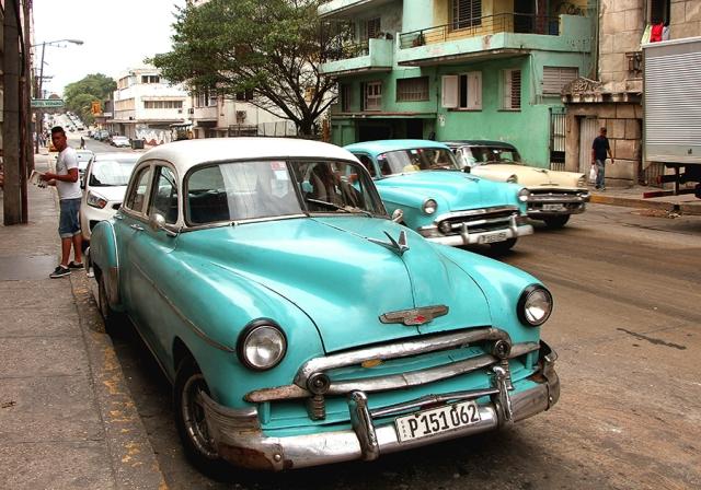 Carros calle
