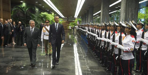 Visita del presidente estadounidense Barack Obama