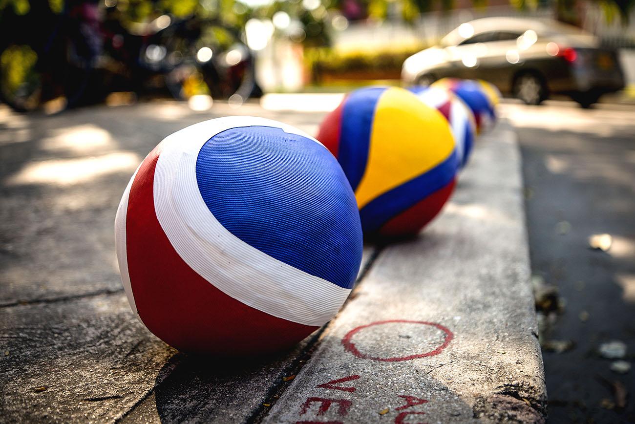 El guardián de la bola e' trapo | Vivo Relativo